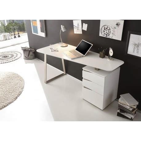 bureau pas large bureau blanc cbc meubles