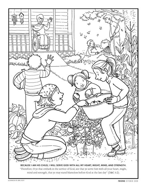 love your neighbor coloring page az coloring pages