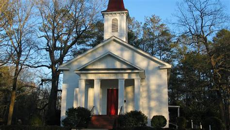 southern gothic revival verbena church to celebrate 140th anniversary the