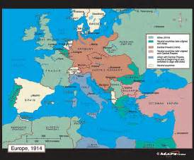 Europe In 1914 Map by Europe Map 1914 By Maps Com From Maps Com World S Largest
