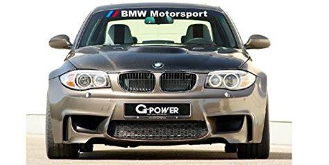 Bmw M Motorsport Aufkleber Frontscheibe by 1x Bmw Motorsport Aufkleber Sticker Decal 85x9cm