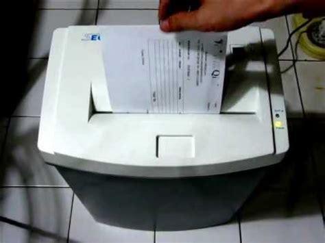 Mesin Penghancur Kertas Paper Sheder Secure Ezsc 10a Cross Cut terjual mesin penghancur kertas paper shredder secure kaskus