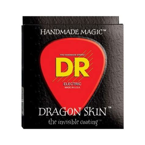 Dr Handmade Strings - dr handmade dr handmade skin coated electric guitar