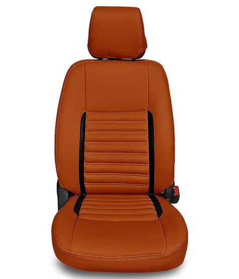 leatherette seat covers india gaadikart hyundai eon car seat covers in automotive grade