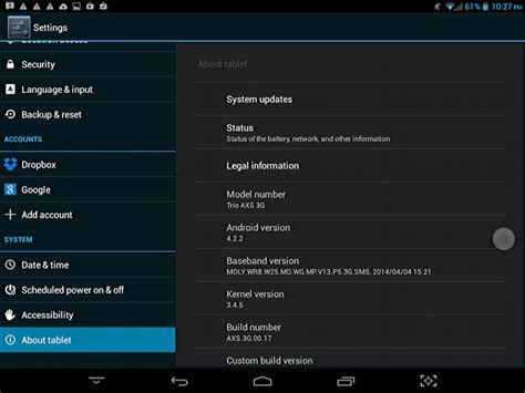 android tablet update an android system update ask dave