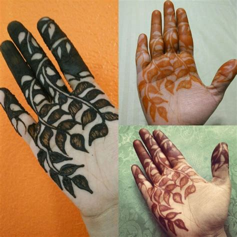 henna tattoos without henna powder collection of 25 henna designs