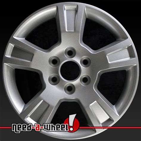 gmc acadia rims for sale 2007 2013 gmc acadia wheels for sale silver rims 5280