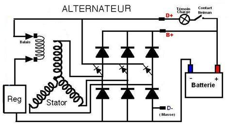 how does a diode trio work remplacement dynamo tracteur par alternateur technologie m 233 canique 201 lectronique forum