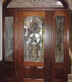 beveled glass front doors texas star beveled glass entry