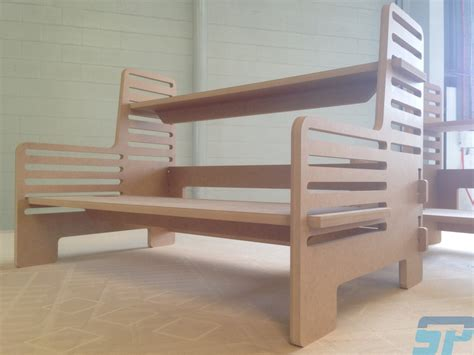 Upstanding Desk by Upstanding Desk Mdf Scandinavian Profiles Machining