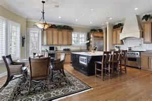 Large White Kitchen Modern Design Small Eat Area 124 custom luxury kitchen designs part 1