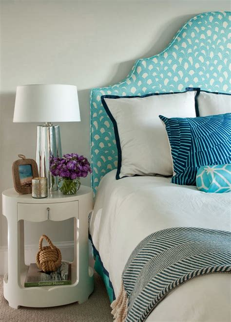 turquoise headboard house of turquoise liz carroll interiors