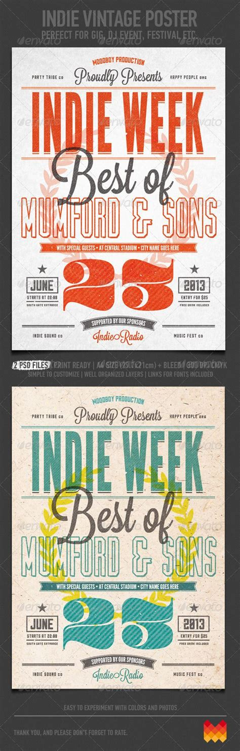 free templates for vintage flyers 7 best images about vintage flyers on pinterest