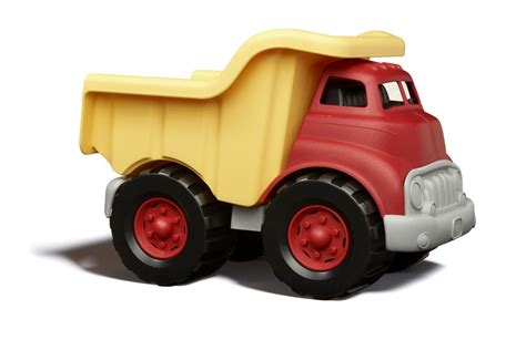 truck toys green toys dump truck made safe in the usa