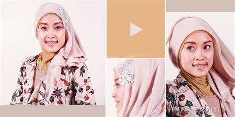 tutorial turban jilbab segitiga tutorial jilbab simpel sehari hari vemale com