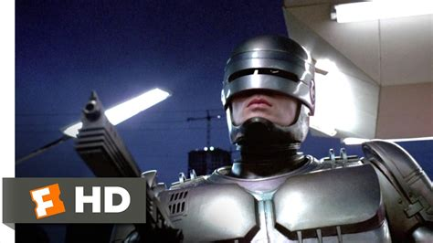 youtube film robocop robocop 4 11 movie clip you re coming with me 1987