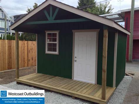 backyard cabin  east vancouver westcoast