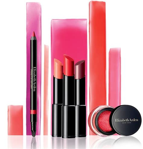 Elizabeth Arden 2007 Collection Everything Glows by Elizabeth Arden Gelato Crush Summer 2017 Collection