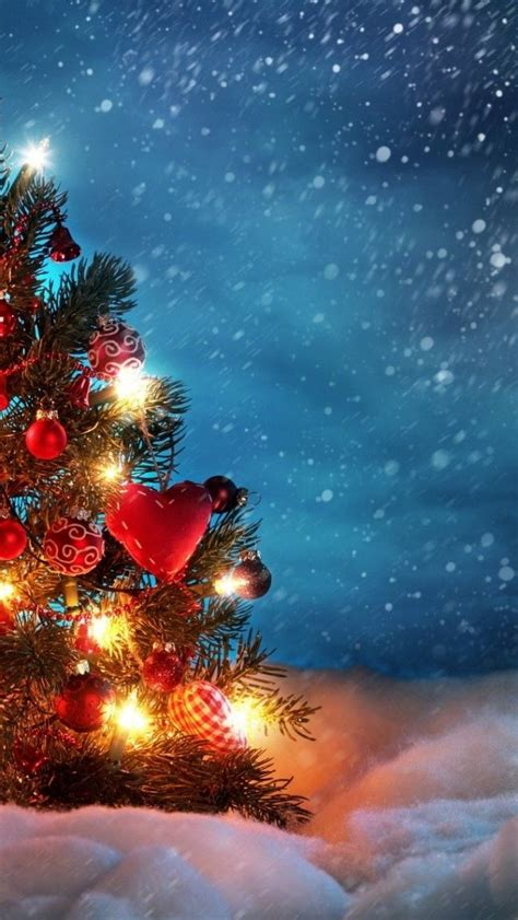 iphone hd christmas tree wallpaper outdoor tree wallpaper pictures photos and images for