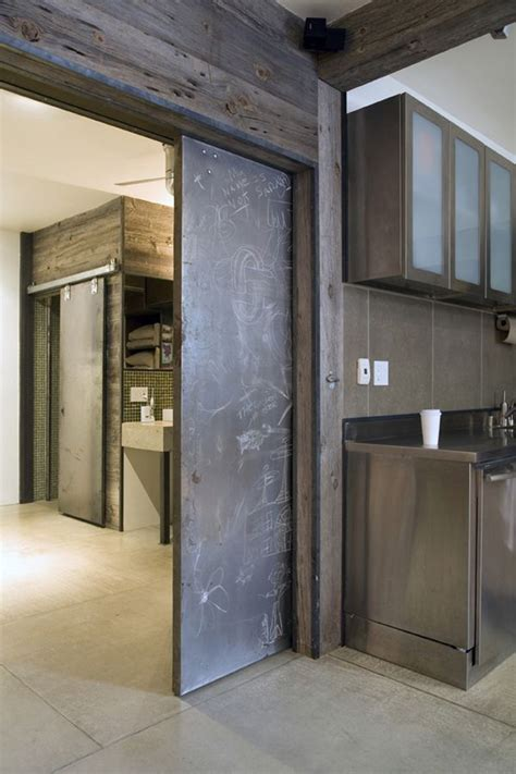 barn pocket doors today i les jolies portes coulissantes pocket