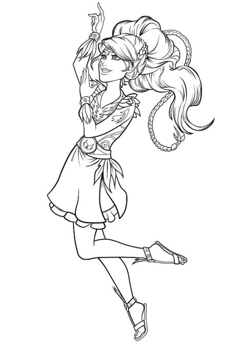 Kids N Fun Com 9 Coloring Pages Of Lego Elves Coloring Pages Elves