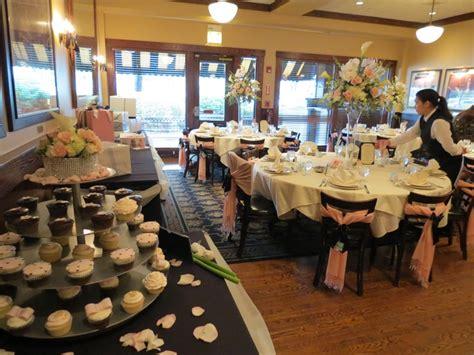 Bridal Shower Restaurants by Bridal Shower At Restaurant Designs By Sheri Floral Designs Pinte