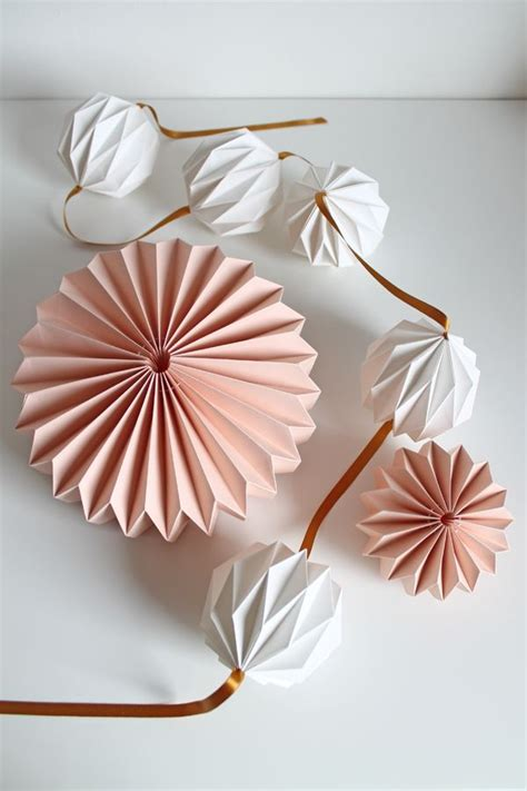 Origami Decorations - 25 unique origami ornaments ideas on oragami