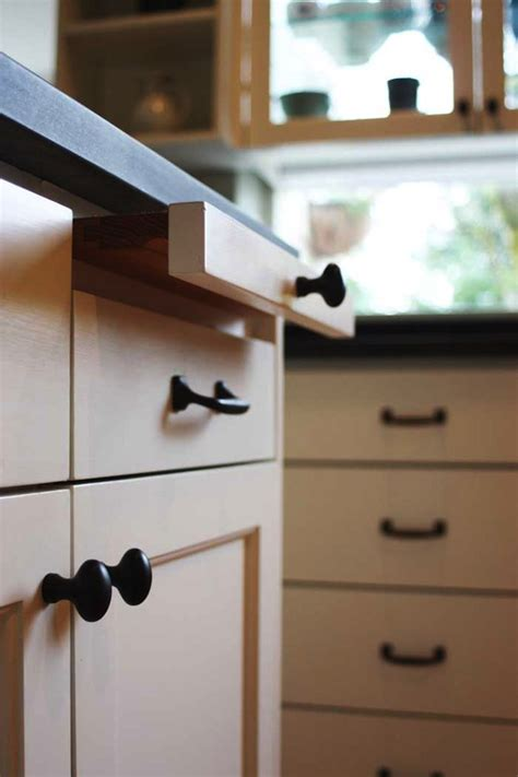 black and white cabinet knobs white kitchen cabinets with black hardware quicua com