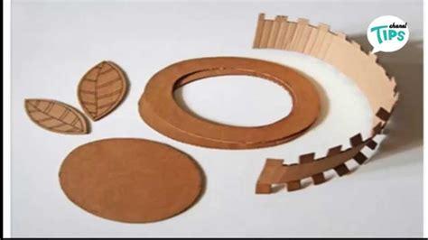 cara membuat mainan tradisional dari kardus membuat topi dari kardus bekas make cap from old