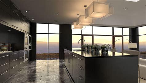 Centre Islands For Kitchens ballina joineryballina joinery kitchens modern black