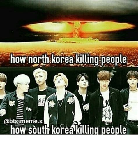 North Korea South Korea Meme - south north korea fanfic allkpop forums