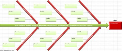 fishbone diagram excel the fishbone diagram the free engine image for user