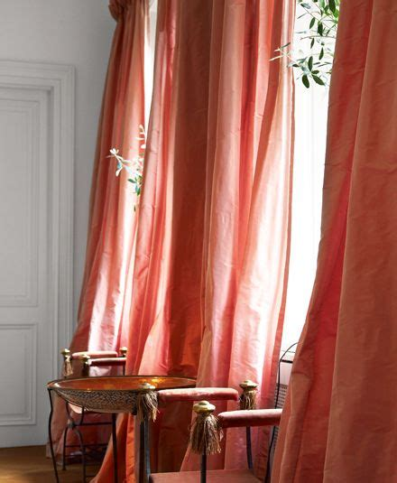 coral bedroom curtains 44 best color inspiration coral salmon peach images on