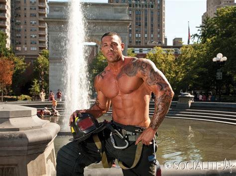 Firefighter Calendar Daily Bodybuilding Motivation Firefighters Calendar Guys