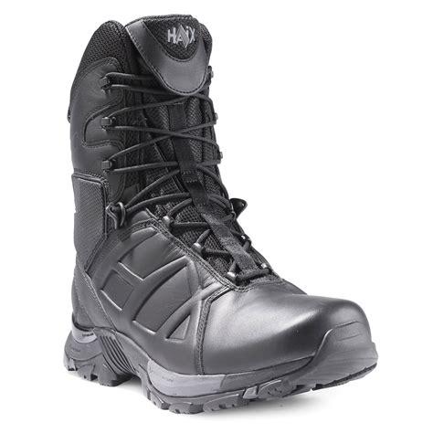 haix boots haix 8 quot black eagle tactical 20 high wp boot