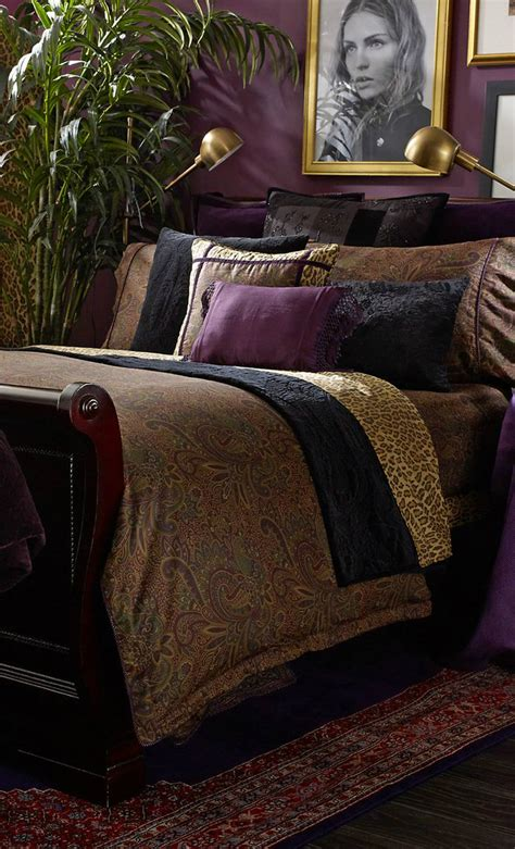 purple and gold bedroom ideas 10 glamorous bedroom ideas decoholic