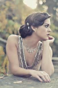 Vintage Style by 10 Vintage Wedding Hair Styles Inspiration For A 1920s
