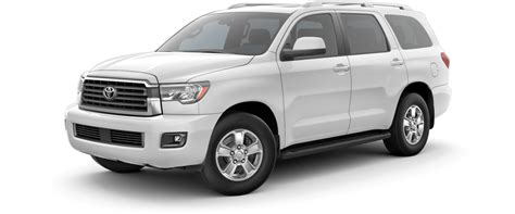 toyota suv usa 2018 toyota sequoia size suv anything but ordinary
