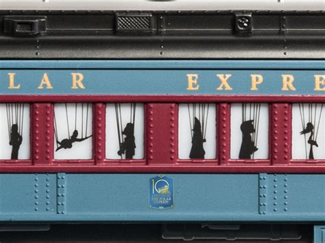 10th anniversary the polar express o gauge set with