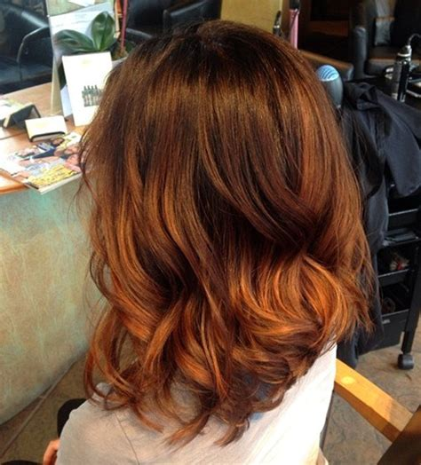 copper brown hair color brown ombre hair archives vpfashion vpfashion