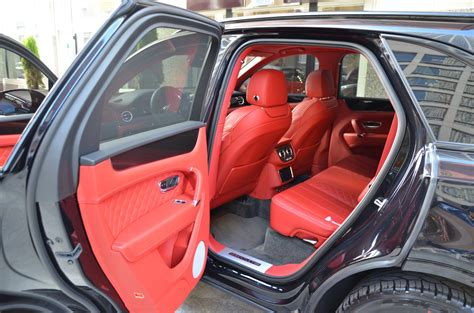 2017 bentley bentayga red interior 100 2017 bentley bentayga red interior 2017 bentley