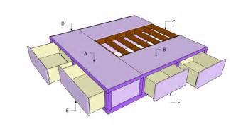 Woodwork bed frame plans king size pdf plans