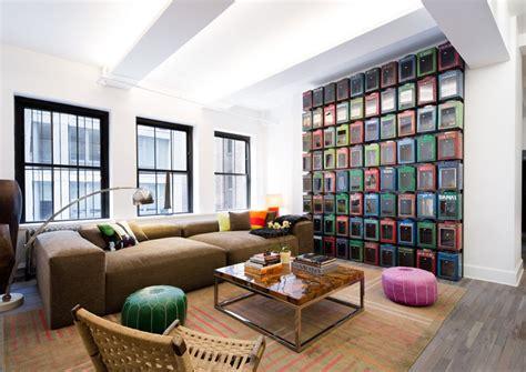 living high in a new york flatiron loft designshuffle blog flatiron meets bali in this new york loft by matiz