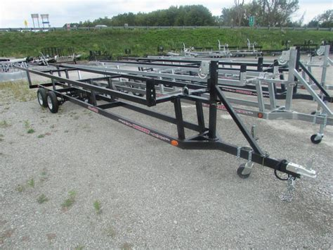 pontoon flatbed dump utility and enclosed cargo - Pontoon Boat Trailer Prices