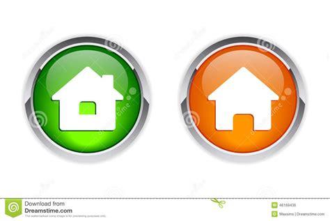 design home icon home button icon graphic design stock vector image 46169436