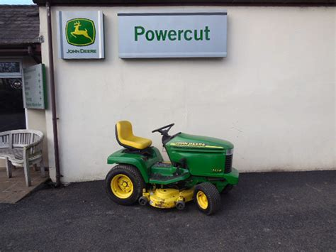 Used Deere Garden Tractors by Used Deere 355d Ride On Lawn Tractor