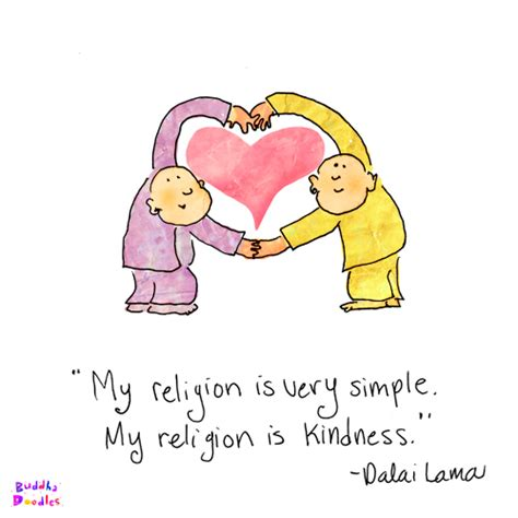 doodle religion buddha doodle simple kindness by mollycules quotes