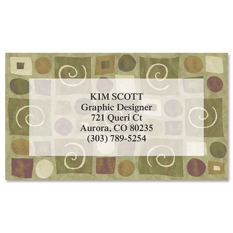 Metro Gift Card - metro business cards colorful images