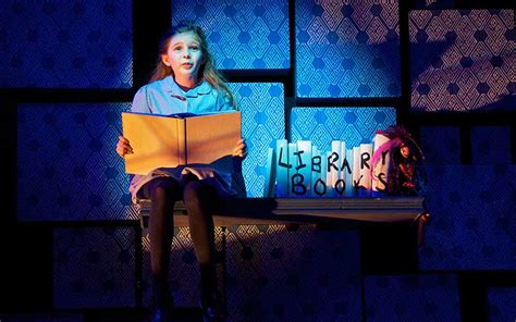 matilda the musical books early years book club aims to foster of reading yorkmix