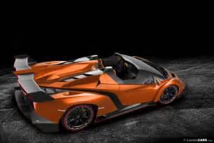 Lamborghini Veneno Roadster Speed Lamborghini Veneno Roadster Will Do 221 Mph